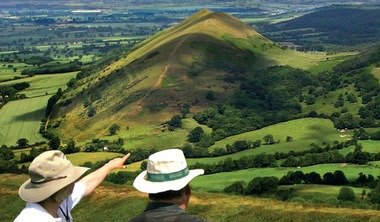 Discover the Shropshire Hills AONB