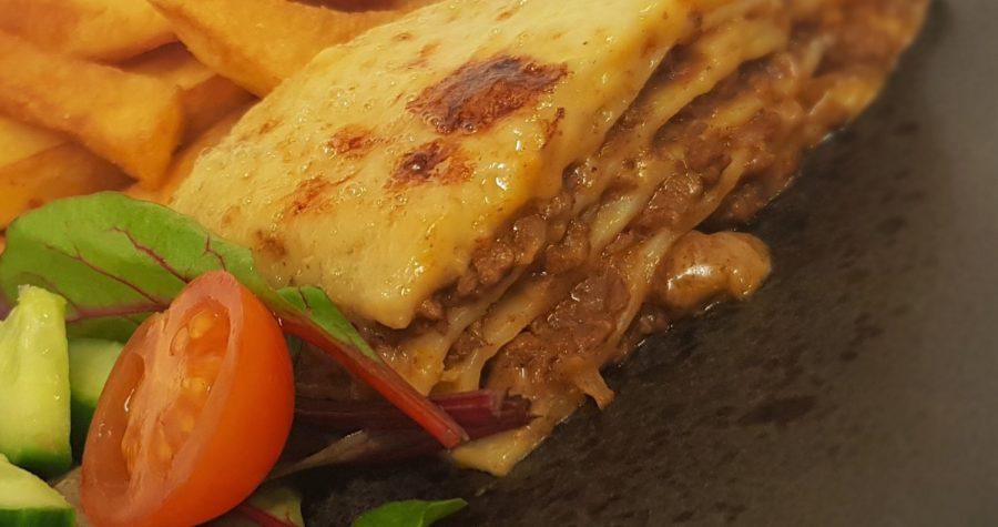 Baron's Beef Lasagne